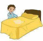 enuresis, mojar la cama